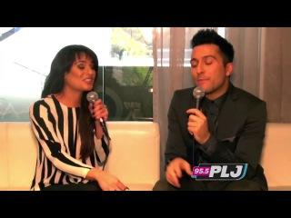 INTERVIEW: Lea Michele Talks Jimmy Fallon, Crazy Press Schedule