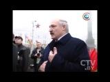 Лукашенко о майдане в Беларуси