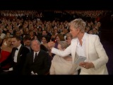 «Оскар 2014»: Групповое фото   передача вшей (педикулёз)