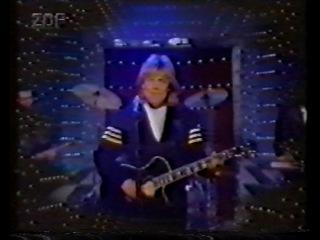 Dieter Bohlen Blue System - Love Me On The Rocks! (ZDF Hitparade 21.02.1990)