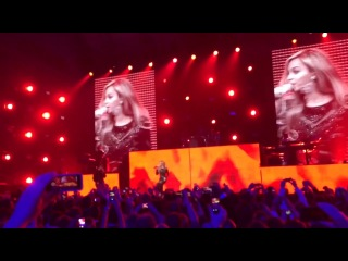 Beyonce — «Drunk In Love» ft Jay Z, (@Live Superbowl Party)