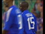 Товарищеский матч. Франция - Россия (2002) (окончание матча)