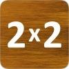 2x2is4