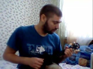 Солдат на привале - ukulele cover