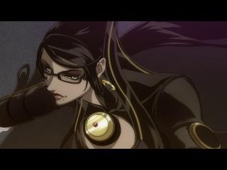 Bayonetta: Bloody Fate / Байонетта: Кровавая судьба [2013][AniDub]