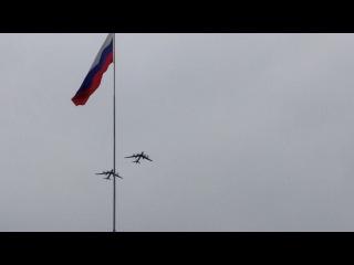 Авиационный парад в Севастополе 09.05.14 (самолёты)