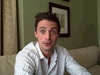 Beliefnet interview with Matthew Goode - 2008 год