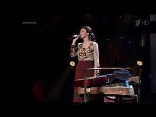 Натали - Валентина Толкунова - Стою на полустаночке | HD: ТОЧЬ-В-ТОЧЬ (Один в Один)