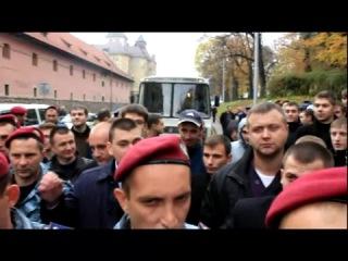 Михальчишин та ВО Свобода проти маршу УПА у Львові