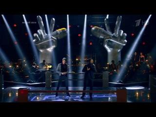 Дмитрий Сороченков. Полное выступление на шоу Голос 2014