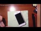 БРОНИРОВАННОЕ ПРОТИВОУДАРНООЕ СТЕКЛО для iPhone 4/4S/5/5S/5C