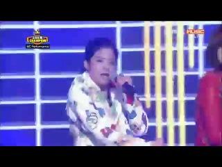 Amber (엠버) & Eunjung (은정) - Champion (챔피언)