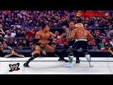 The Rock vs Hulk Hogan Wrestlemania 18