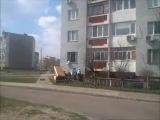 """Очередной """"отжим"""" квартиры в Славутиче в пользу трудящихся."""