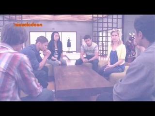 Могучие Рейнджеры Самураи 18 сезон 11 серия Тест на лидера Русская озвучка Nickelodeon 2011 6