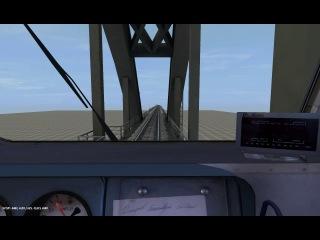 Обзор Сартаковского моста Готов на 97%