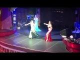 Импровизация Любители: Набатова Татьяна ,Инесса Джагашвили,Карачевская Мария