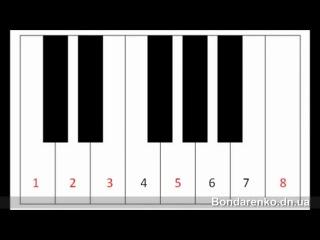 числовая последовательность Фибоначчи в музыке