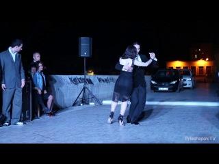 Julian Sanchez & Melina Mourio
