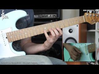 Tom quayle - Technique Essentials - Modern Legato pt1