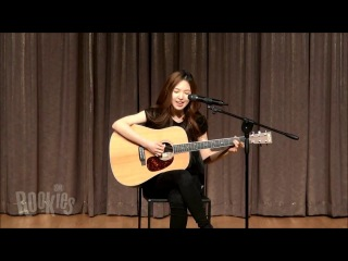 [19.03.14] wendy ( sm rookies ) - speak now (cover taylor swift)