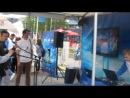 ЧМ-2014 в Минске по хоккею. Фан-зона перед Чижовка-ареной. Конкурс