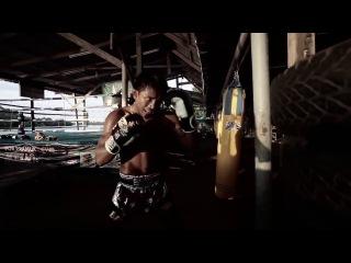 Тренировка живой легенды Муай Тая...