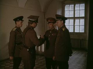 Государственная граница.Фильм 6-й.За порогом Победы.1-я серия.