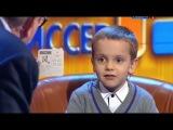 А Вам слабо?! 5-летний Гордей Колесов дважды финалист программы!
