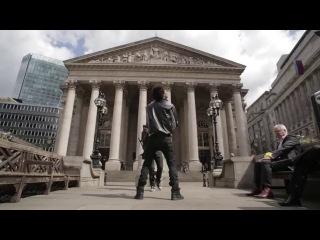 LES TWINS on London Beyonce Tour | YAK FILMS