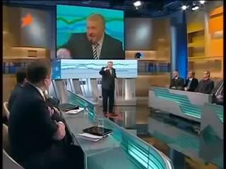 Жириновский- пророчество про Украину, космос и союз