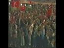 Başbuğumuz Alparslan TÜRKEŞ ve Ozan ARİF 1993 Frankfurt Almanya 16 Büyük Türk Federasyon Kurultayı