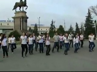 FYZ_MAT flashmob