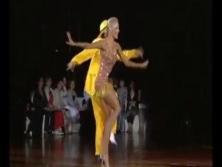 Maxim Kozhevnikov Yulia Zagoruychenko - Show Dance