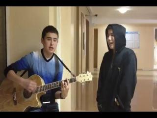 Суйемин сени Жаным на гитаре ЕНУ .mp4