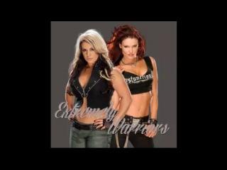 Lita and Kaitlyn Titantron MV