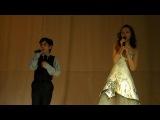 Илья и Вика с песней Музыка родного дома
