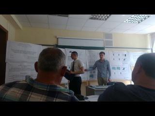 защитка Заварницын и Мурадов