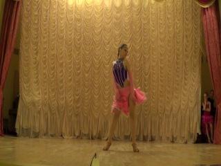 Вечер танца. 23.05.2014. Микс. Химай Анастасия