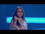 Battle- Burn (Ellie Goulding) - The Voice Kids 2014