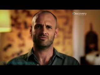 Discovery Эд Стаффорд: как выжить на необитаемом острове / Naked and Marooned: Ed Bares All (2013) SATRip