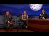 Sarah Michelle Gellar on Conan O'Brien 26.02.2014