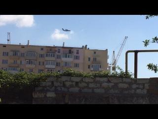 КРЫМ Севастопольское небо под защитой России 3 мая 2014