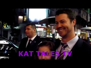 Dan Feuerriegel with fans shot by KAT TALES TV