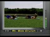 Идеальная тренировка за 8 минут - Пресс