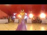 Индийский эстрадный танец. Чердинцева Анастасия.