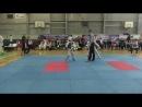 Ярик Смотрицкий синий финал Саша Добриков кадеты -33 кг