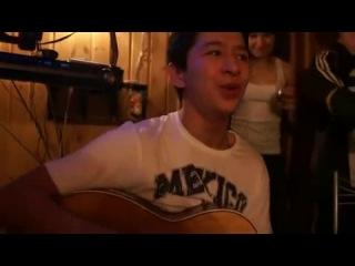 Песни под гитару - А я не забуду( Нурлан Исмагилов )