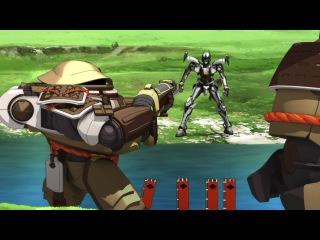 07 - Nobunaga the fool / Глупец Нобунага | AniFilm (Drey & Акварелька)