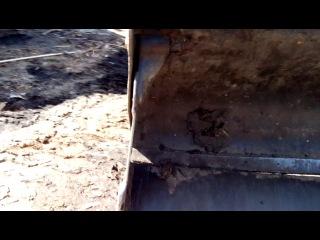 Арболит нагрузка на 4 блока 9 тонн